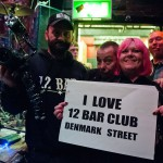 A GRAND FAREWELL TO THE 12 BAR CLUB ON DENMARK STREET - musician