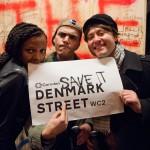 A GRAND FAREWELL TO THE 12 BAR CLUB ON DENMARK STREET - musician